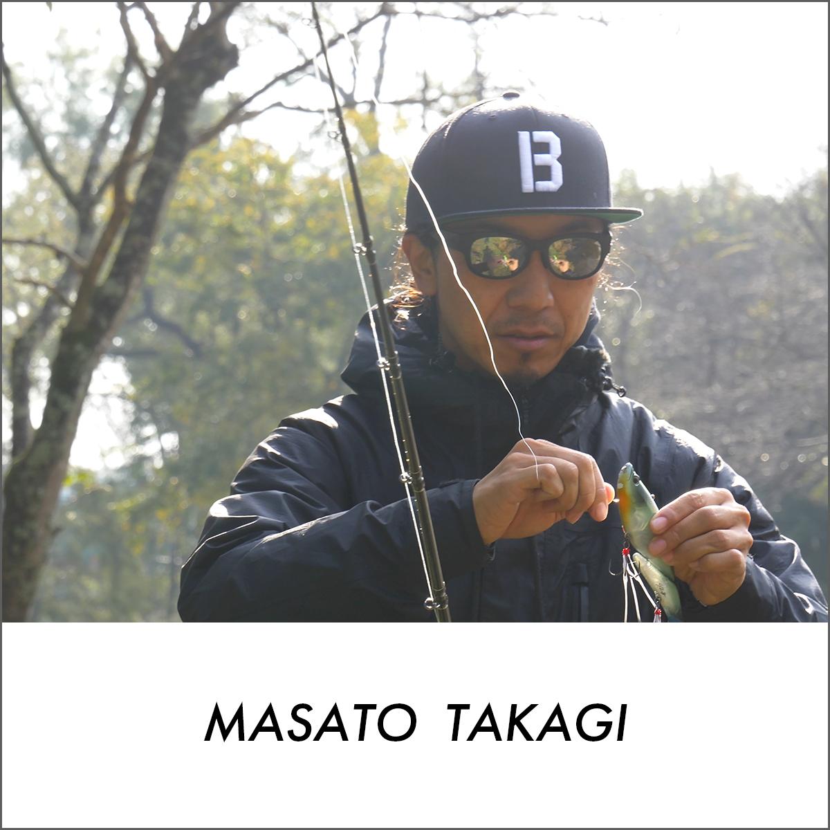 MASATO TAKAGI