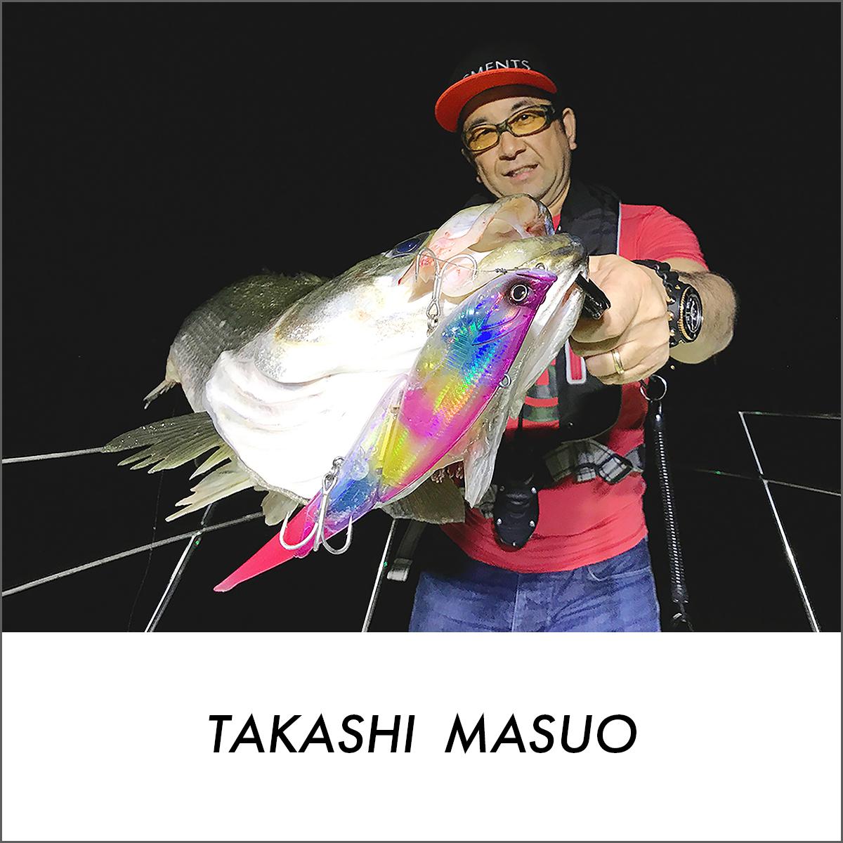 TAKASHI MASUO
