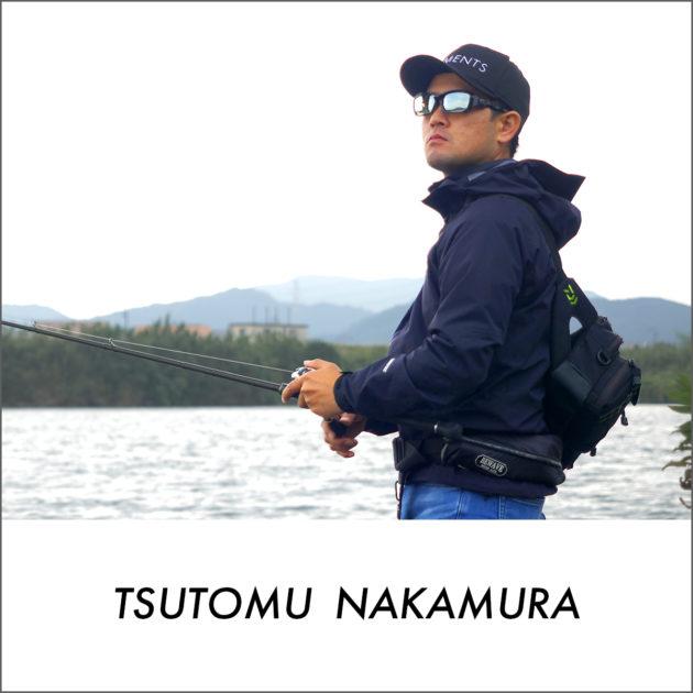 TSUTOMU NAKAMURA